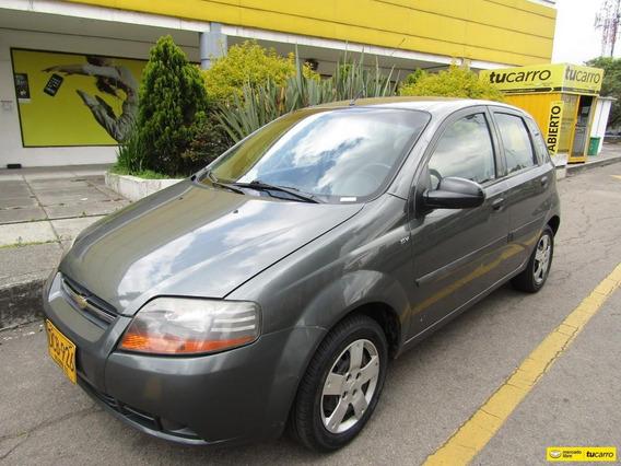 Chevrolet Aveo 1.6 Mecánico 5 Puertas
