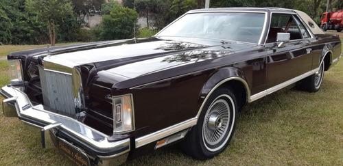 Lincoln Continental Edição Especial Bill Blass 1978