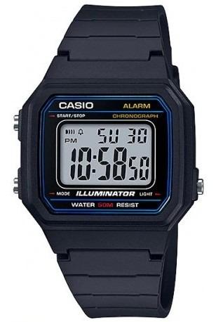 Relógio Casio - W-217h-1avdf - Ótica Prigol