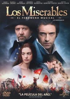 Los Miserables Les Miserables 2012 Hugh Jackman Pelicula Dvd