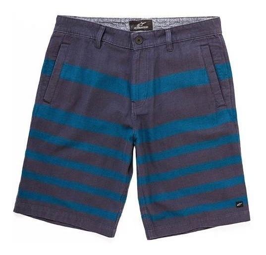Bermuda - Reflex Stripe Short - Alpinestars Casual