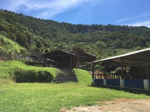Fazenda Leiteira À Venda, 400000 M² Por R$ 1.795.500 - Zona Rural - Monteiro Lobato/sp - Fa0020
