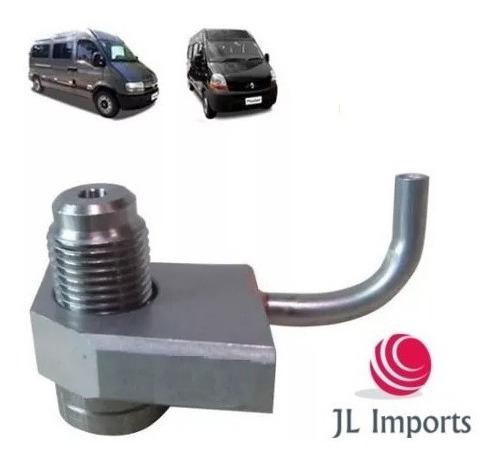 Jet Cooler Bico Injetor Oleo Renault Master 2.5 8200046612