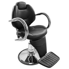 Silla Sillon Barberia Hidraulico Peluqueria Reclinable Salon