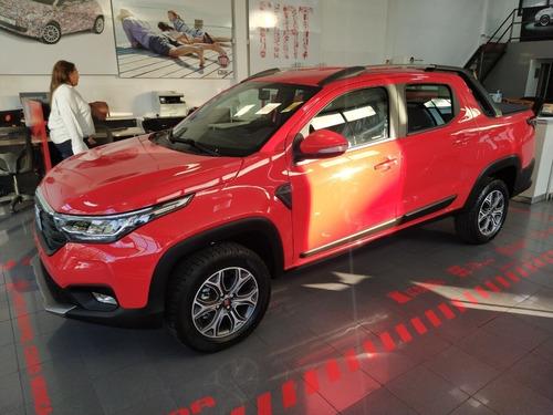 Fiat Strada Volcano 0km $250.000 Y Cuotas P