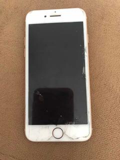 iPhone 8 64gb Dourado (rosé)