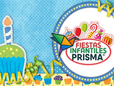 Fiestas, Recreadores, Animadores, Recreacionistas, Prisma