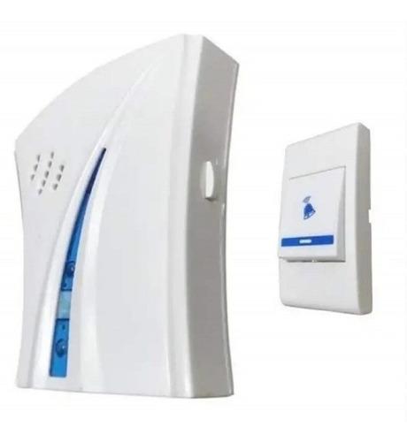 Campainha Residencial Wireless Sem Fio Resistente Aguá