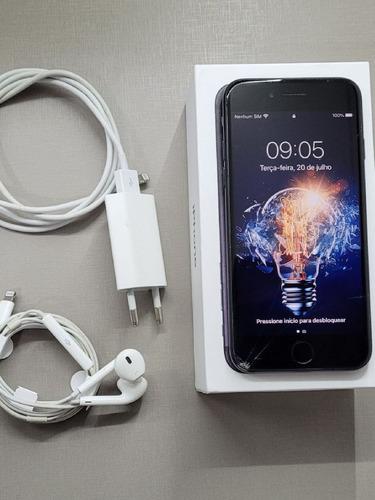 Imagem 1 de 5 de iPhone 7 - 128gb - Preto Matte