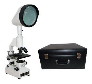 Microscopio Triquinoscopio Arcano + Maletin