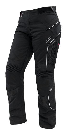Calça X11 Extreme Air Feminina Impermeável Proteção Moto