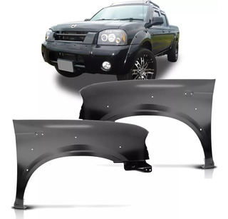 Guardabarro Delantero Nissan Frontier 2003 2004 / 2008 2009