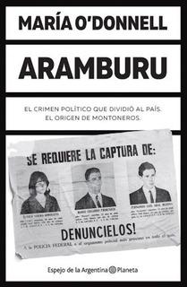 Libro Aramburu - María O