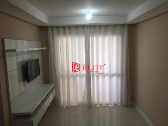 Apartamento Com 2 Dormitórios À Venda, 75 M² Por R$ 395.000,00 - Jardim Sul - São José Dos Campos/sp - Ap3930