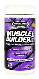 Muscletech Muscle Builder Pm (90 Ea) Bolo De Chocolate