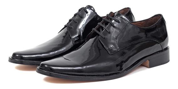 Zapatos Mujer 8702-ch Charol Franco Pasotti