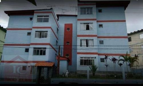 Apartamento Com 2 Dormitórios À Venda, 55 M² Por R$ 145.000,00 - Jardim Rio Das Pedras - Cotia/sp - Ap0518