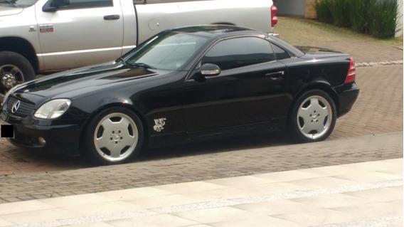 Mercedes-benz Slk 320 Conversível (não Mustang, Bmw, Audi)