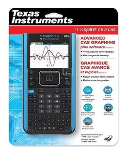 Calculadora Texas Instruments Tinspire Cx Cas Nueva Original