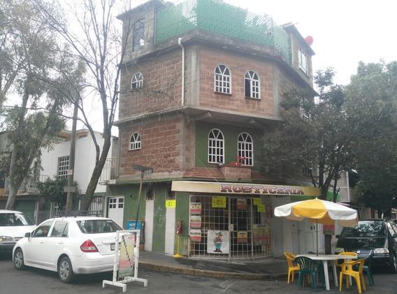 Casa Venta Unidad El Rosario Azcapotzalco 1 Predio 2 Casas