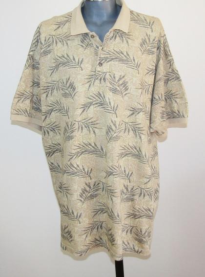 Izod Polo Estampado Tropical / Hawaiianao Talla 2x