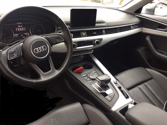 Audi A4 2017 2.0 Turbo Impecable