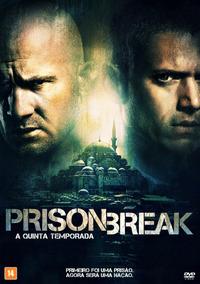 Prison Break 5ª Temporada Dublado E Legendado Completo !!