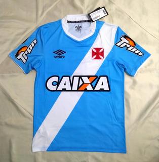 Camisa Oficial Umbro Vasco Da Gama 2014/15 Goleiro - Elton