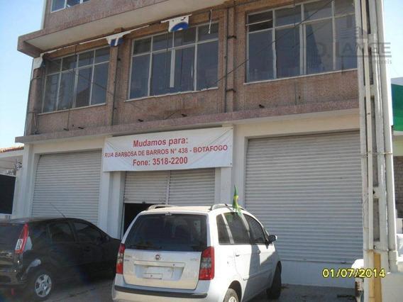 Prédio Para Alugar, 660 M² Por R$ 8.000/mês - Botafogo - Campinas/sp - Pr0291