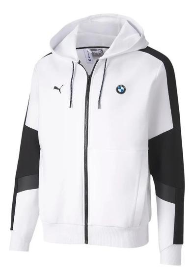 Bmw Mms Mens Hooded Sweat Jacket- Original