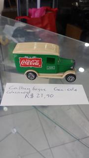 Mini Calhambeque Coca Cola Retrô: Usado