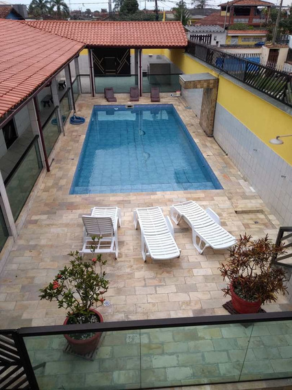 Casa Com 6 Dorms, Balneário Flórida Mirim, Mongaguá - R$ 499 Mil, Cod: 286847 - V286847