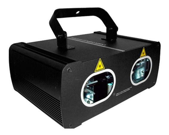 Laser Azul Sp04 13 Canais Dmx Spectrum