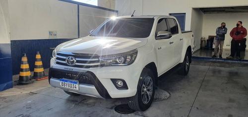 Toyota Hilux Srx 4x4 2018/2018 Diesel Baixa Km Impecável