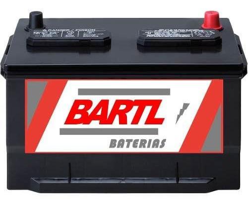 Imagen 1 de 9 de Baterias Autos Bartl 90 Amp Garantía 12 Meses