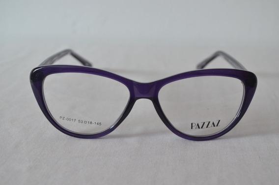Moda Anteojo Armazon Gatubelo Color Tendencia Gafas Mujer