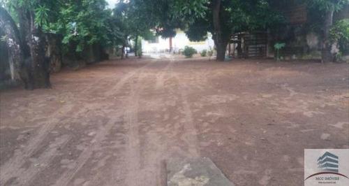 Imagem 1 de 4 de Terreno Com Pequena Casa A Venda Em Ponta Negra