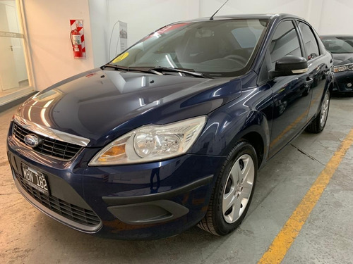 Ford Focus Style Exe 4p Muy Pocos Kms, Única Mano, Impecable