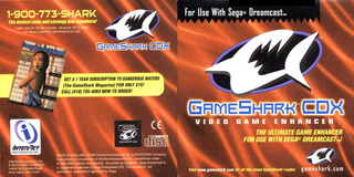 Gameshark Para Sega Dreamcast Com Frete Gratis