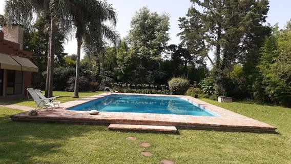 Casa Quinta Mercedes B.a - Parque Añoso Gran Pileta
