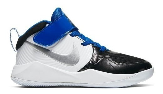 Tenis Nike Hustle 9 Basket Red & Blue