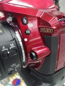 Nikon D5300 Semi Nova Com Objetiva Afs 18-55mm