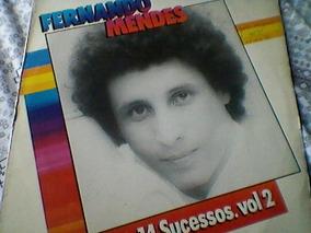 Lp - Fernando Mendes - 14 Sucessos De Fernando Mendes Vol.2