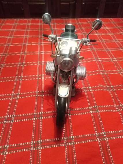 Moto Escala Bmw 1200cc Medida 40largo X12ancho X20alto.# 363