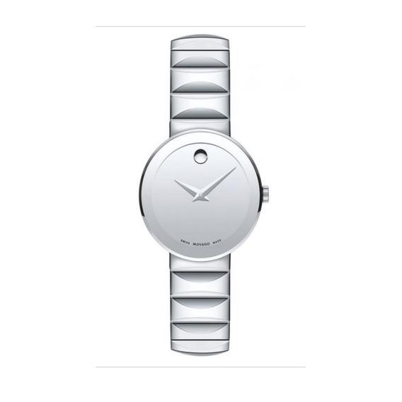 Reloj Movado 607213 Metal Plateado Mujer