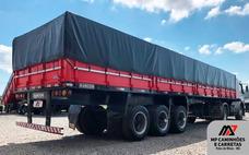 Carreta Graneleiro Randon Ls 3 Eixos 1994 12,50m X 1,60m