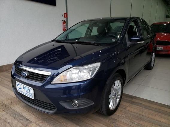 Ford Focus Sedan Glx 2.0 16v Flex, Ezv7763