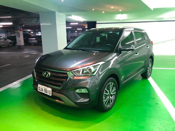 Hyundai Creta 2.0 16v Flex Prestige Automático - Unico Dono