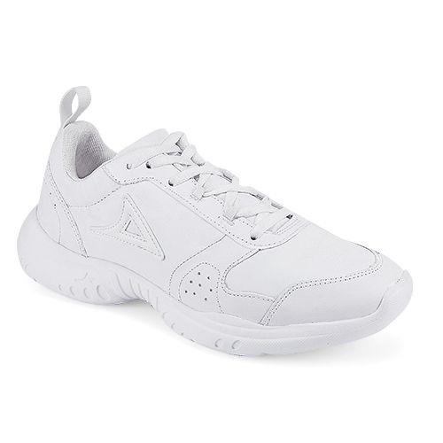 Pirma, Tenis, Escolar,dama, Blanco/gris, Moda, Verano, Envío