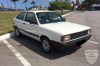 Volkswagen Gol Gl - 1990 90 - Antigo - Quadrado - Gti Gt Gts